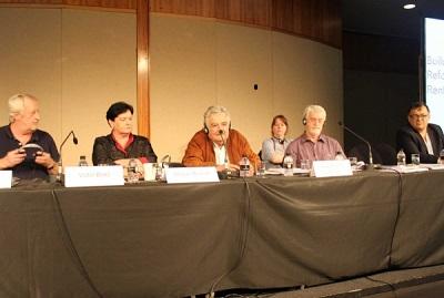 Mujica exorta à luta contra capital financeiro internacional