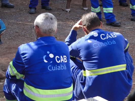 Empresa cumpre acordo e assume concessão em Cuiabá em 5 dias
